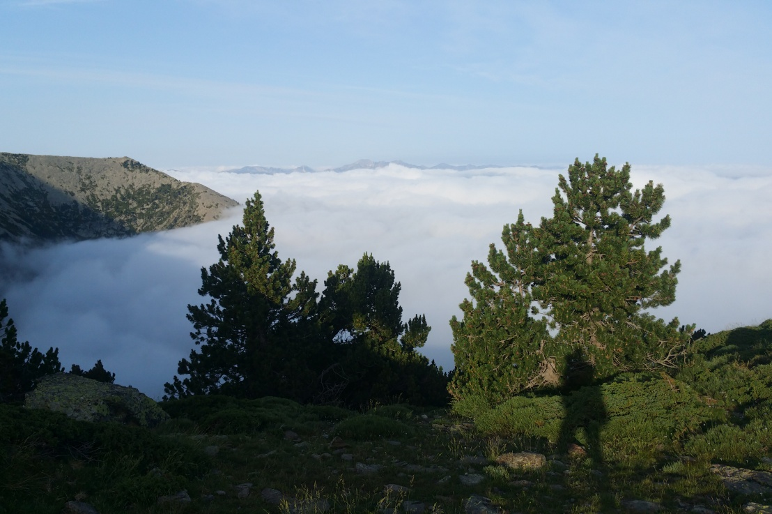 Retour sur cette belle aventure, les Pyrénées Catalanes – album 1–